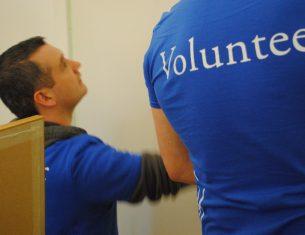 Volunteer opportunities at LifeCare Edinburgh