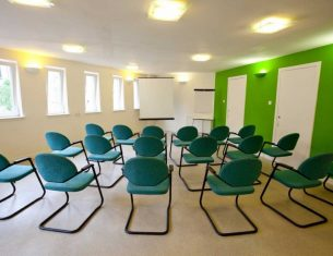 Bright meeting room / space for hire in the heart of Stockbridge, Edinburgh
